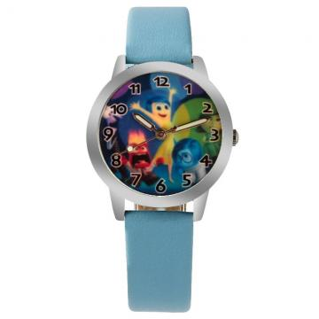 Binnenstebuiten horloge glow in the dark