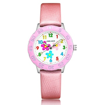 Bloem horloge glow in the dark - deluxe