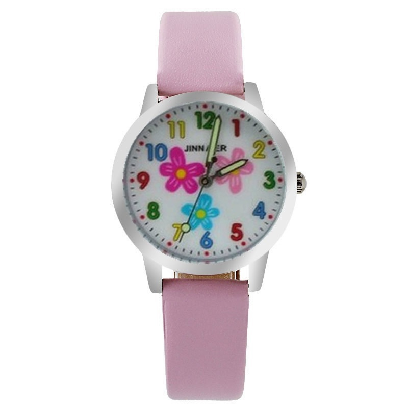 Bloem horloge glow in the dark
