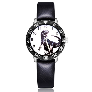Dinosaurus horloge glow in the dark - deluxe