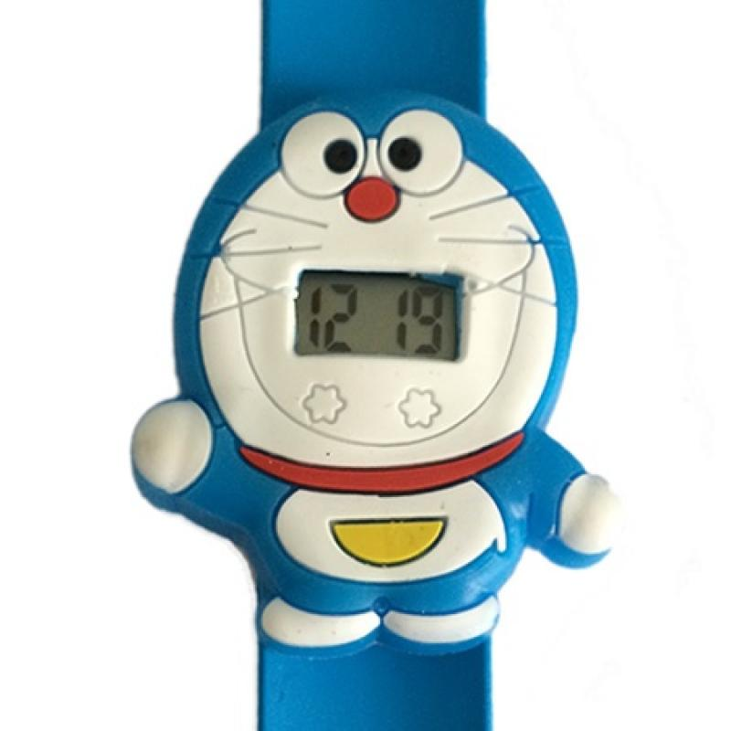 Doraemon horloge slap on digitaal