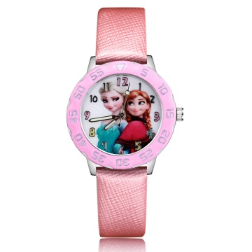 Frozen horloge glow in the dark - deluxe