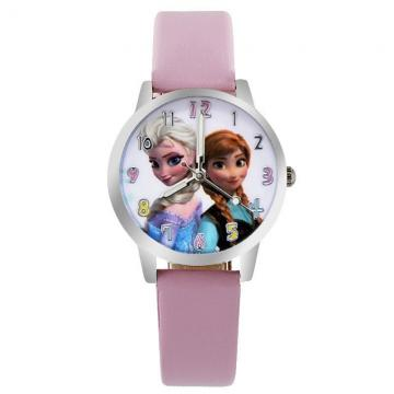 Frozen horloge glow in the dark
