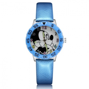 Mickey Mouse horloge glow in the dark - deluxe