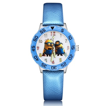 Minions horloge glow in the dark - deluxe