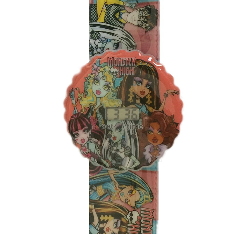 Monster High horloge digitaal