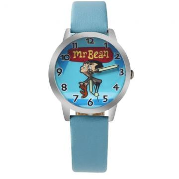 Mr Bean horloge glow in the dark