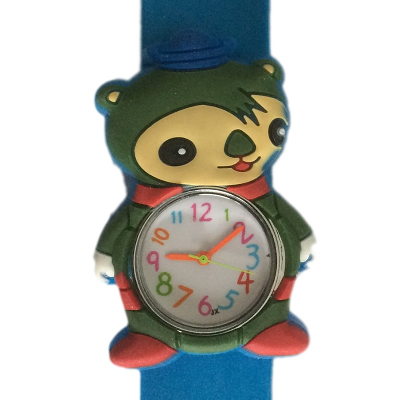 Octonauts horloge - Shellington