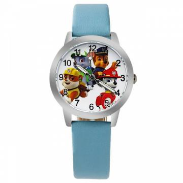Paw Patrol horloge glow in the dark - 4 hondjes