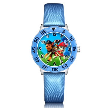 Paw Patrol horloge glow in the dark - deluxe