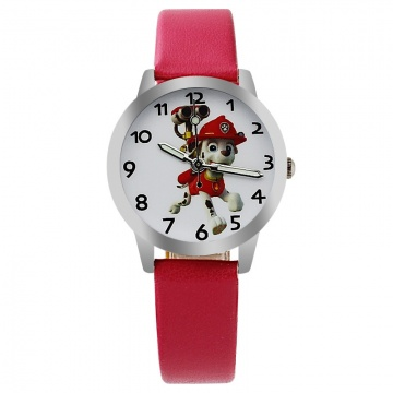 Paw Patrol horloge glow in the dark - Marshall