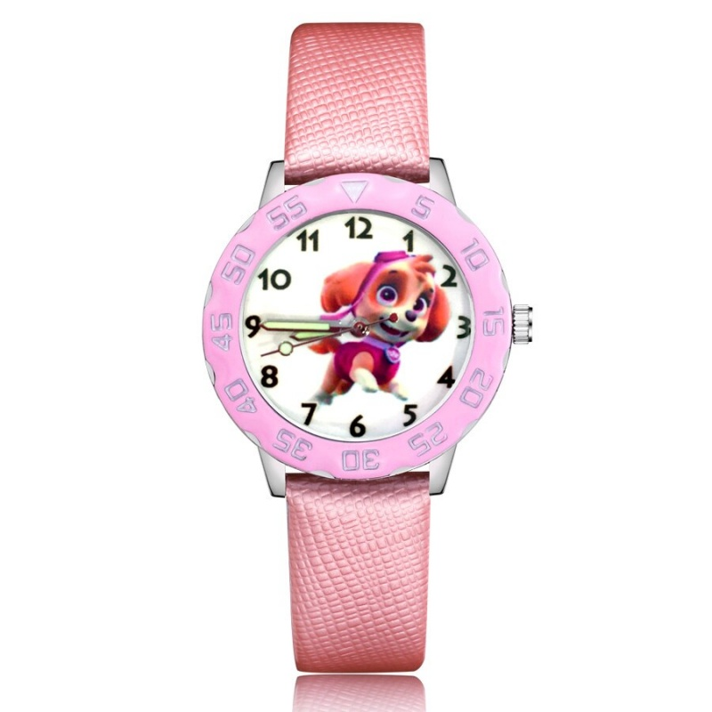Paw Patrol horloge glow in the dark - Skye - deluxe