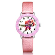 Paw Patrol horloge -  glow in the dark - Skye - deluxe