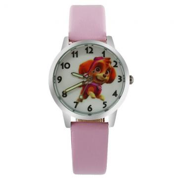 Paw patrol horloge glow in the dark - Skye
