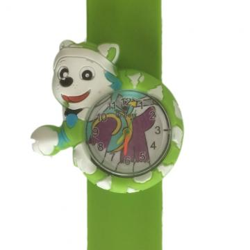 Paw Patrol horloge slap on - Rocky