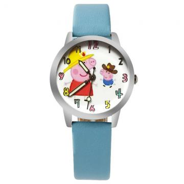 Peppa Pig horloge glow in the dark