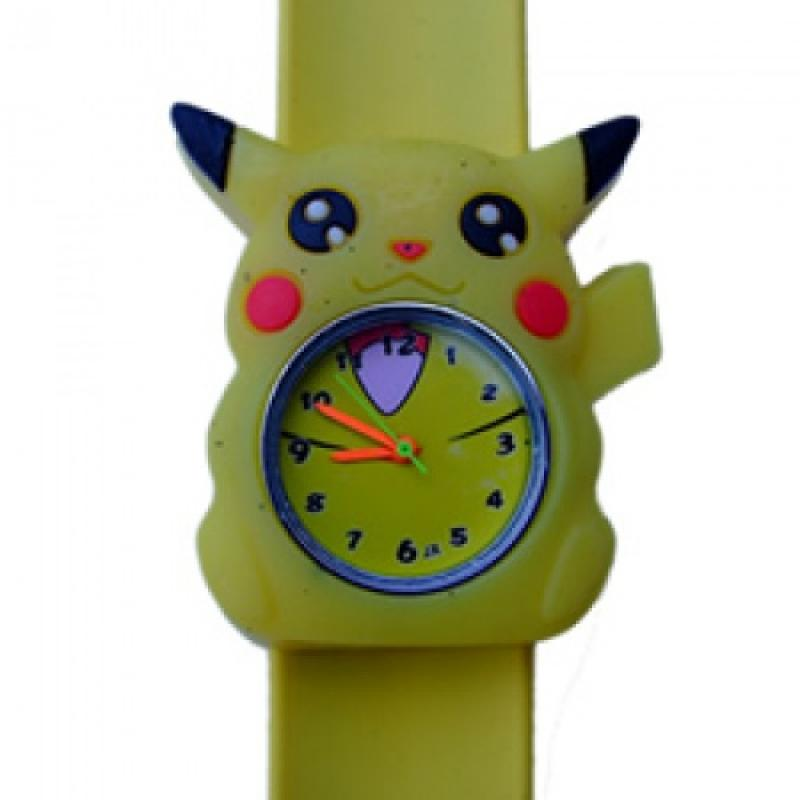 Pokémon horloge slap on