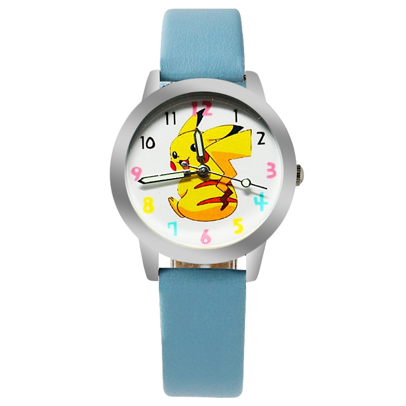 Pokémon horloge glow in the dark