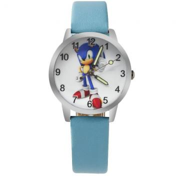 Sonic horloge glow in the dark