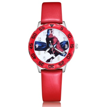 Spiderman horloge glow in the dark - deluxe