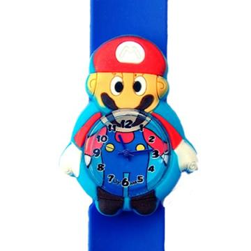 Super Mario horloge slap on