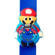 Super Mario horloge -  slap on