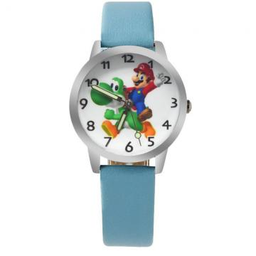 Super Mario horloge glow in the dark