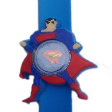 Superman horloge slap on
