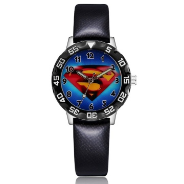Superman horloge glow in the dark - deluxe
