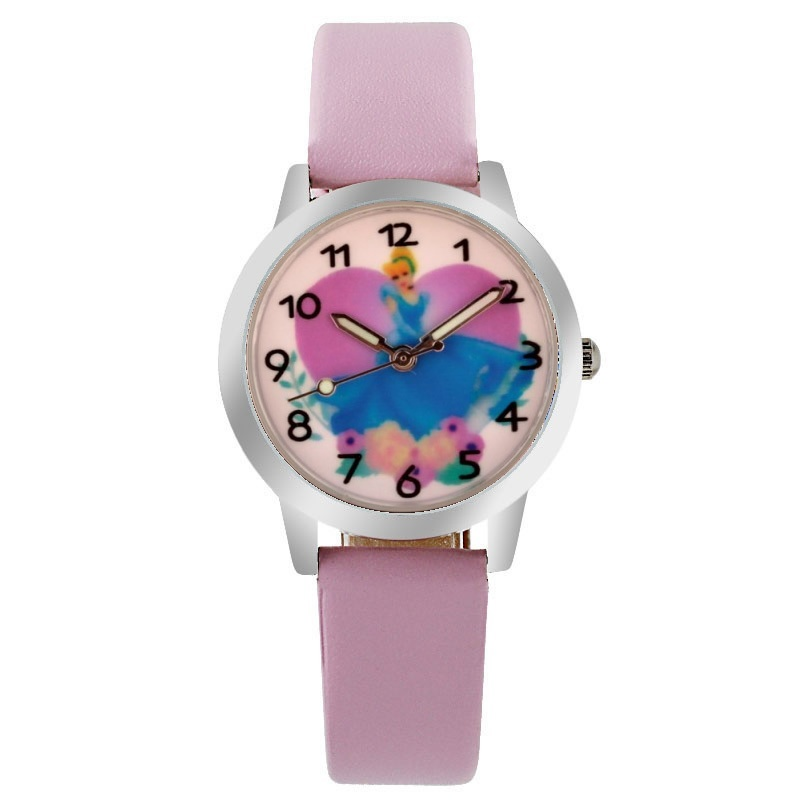 Tinkerbell horloge glow in the dark