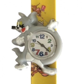 Tom en Jerry horloge Slap on