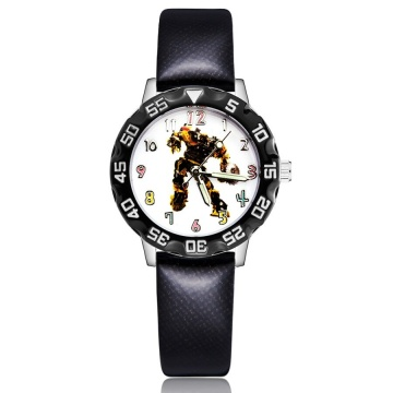 Transformers horloge glow in the dark - deluxe